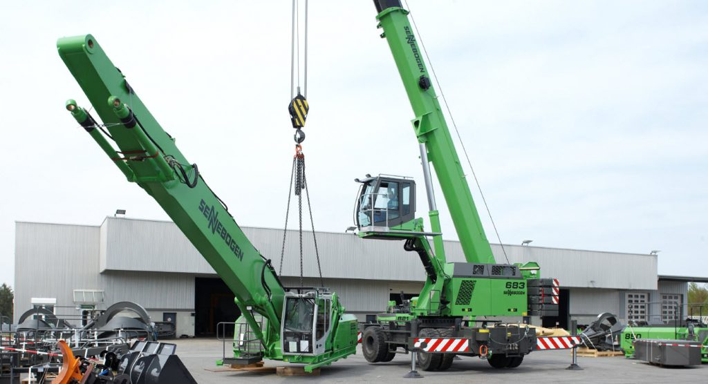 The Features of Cranes