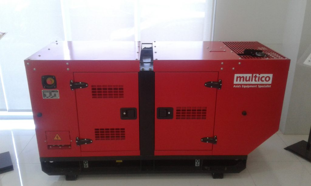 Multico Generator Sets are Available in a Variety of Types