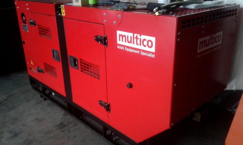 Distinct Advantage of Multico Generator Sets Over Other Brands