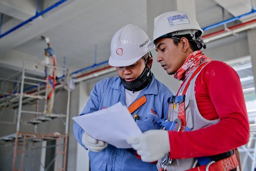 Inspect Work Areas and Machinery