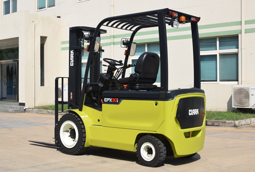 3 Different Benefits You Can Get from the Clark Electric Forklift1