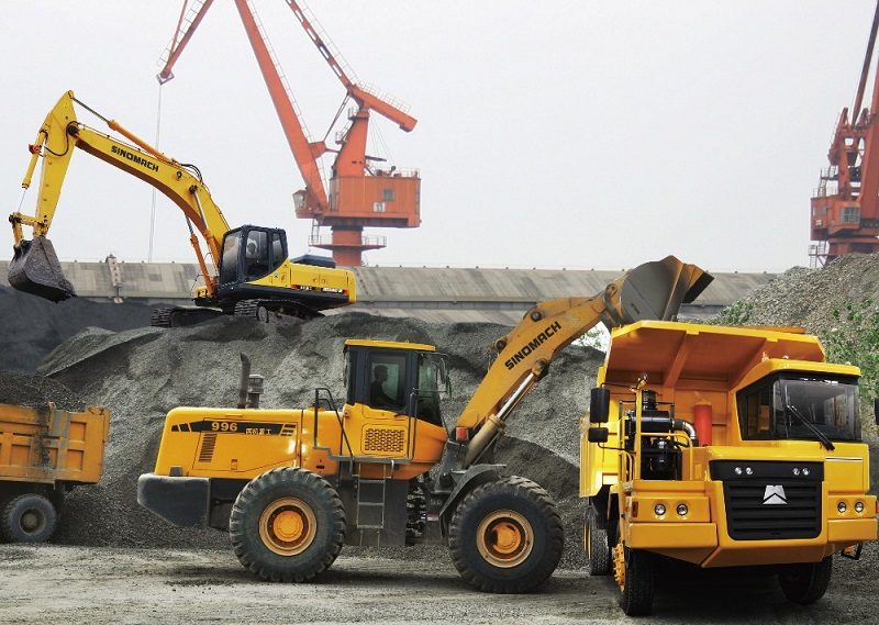 A Look into Some of the Most Used Heavy Equipment