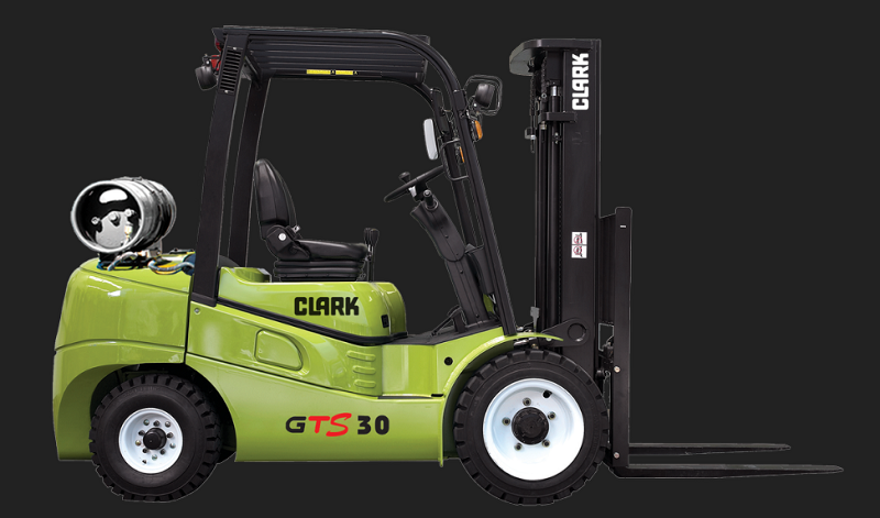 Amazing Attributes of the Clark LPG and Diesel Forklifts1