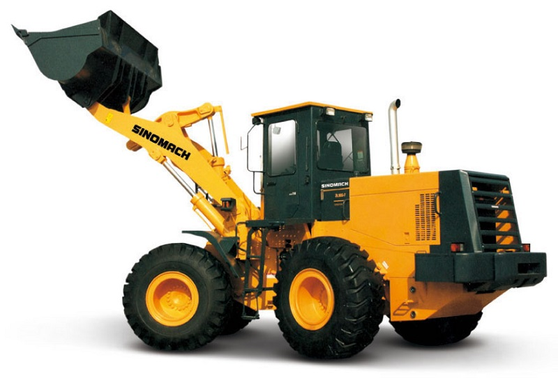 sinomach  macchine industriali Skid-Steer-Loaders-1