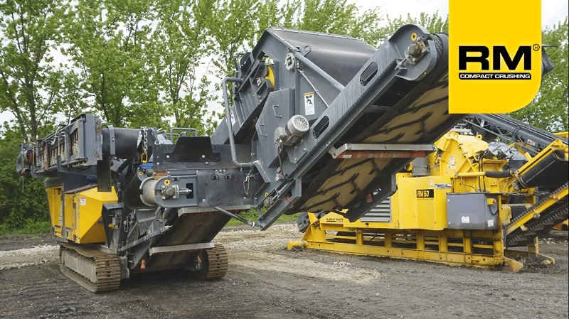 The Comparison of Stationary (Fixed) Crushing Plant over Mobile Crushing Plant