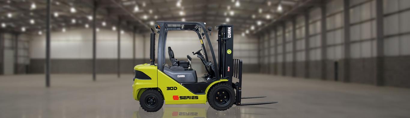 New Forklift