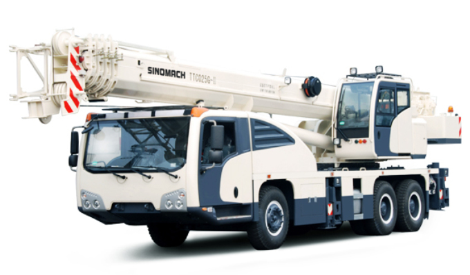 What is a Mobile Crane or Truck Crane?