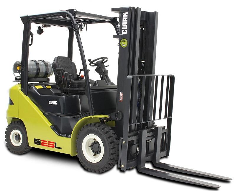 Forklift Truck Frame