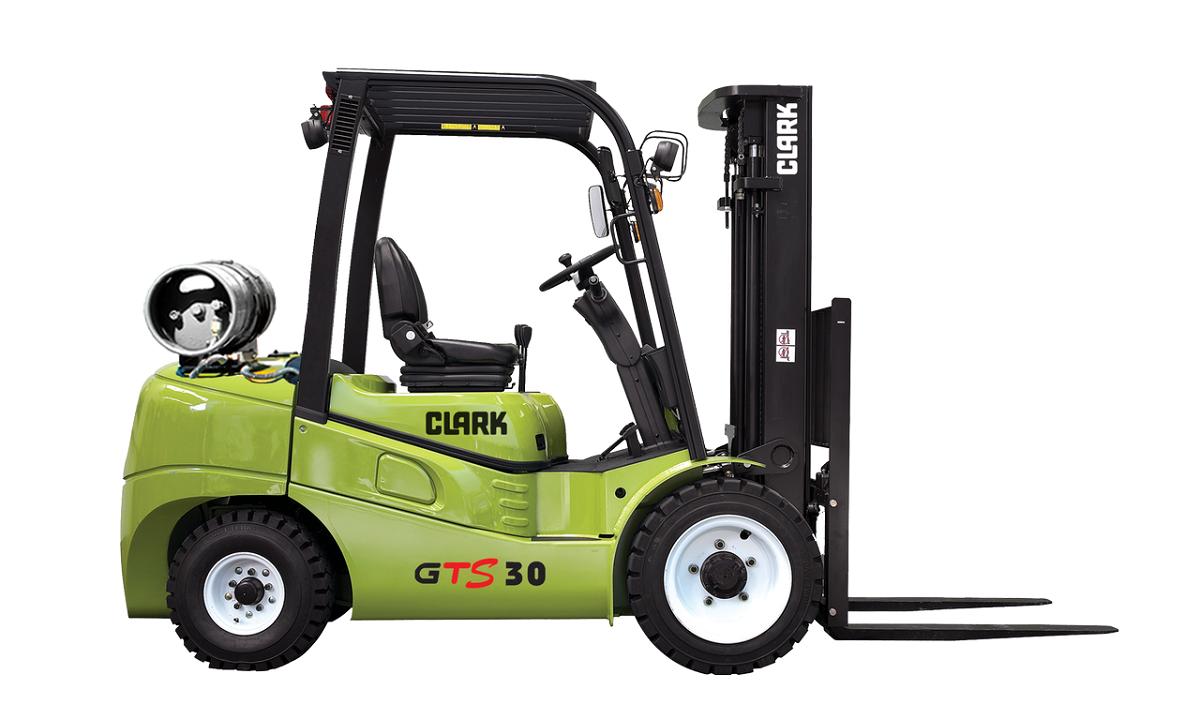 Correct Forklift Operation