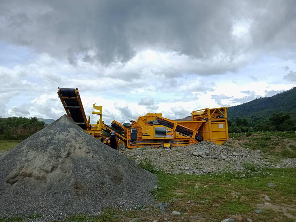 A Feature on Rubble Master's Crusher Equipment