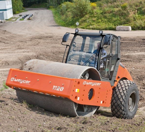 Vibratory Road Rollers Explained