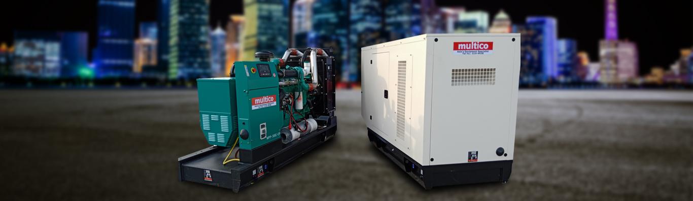 Generator Set in the Philippines