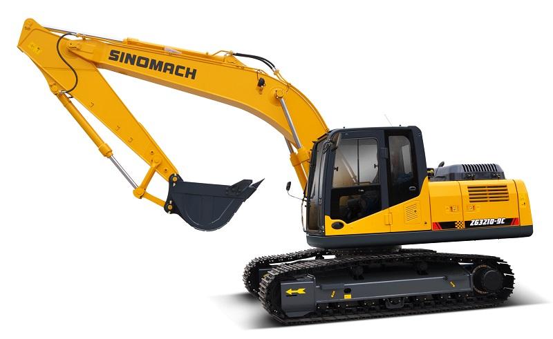 Sinomach excavator