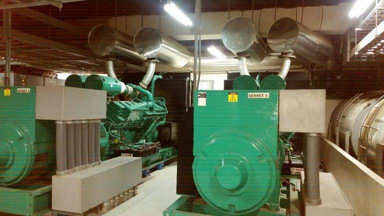 Mecc Alte Industrial Alternators