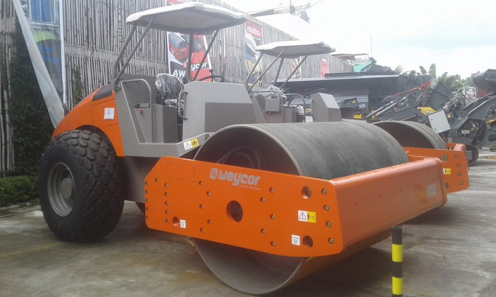 Types of Rollers Used for Soil Compaction