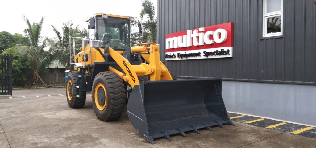 6 Benefits of Using a Wheel Loader
