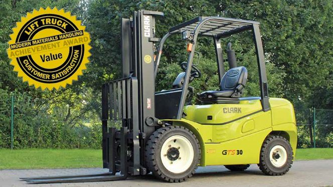 Clark Forklift Operator and Site Safety Tips