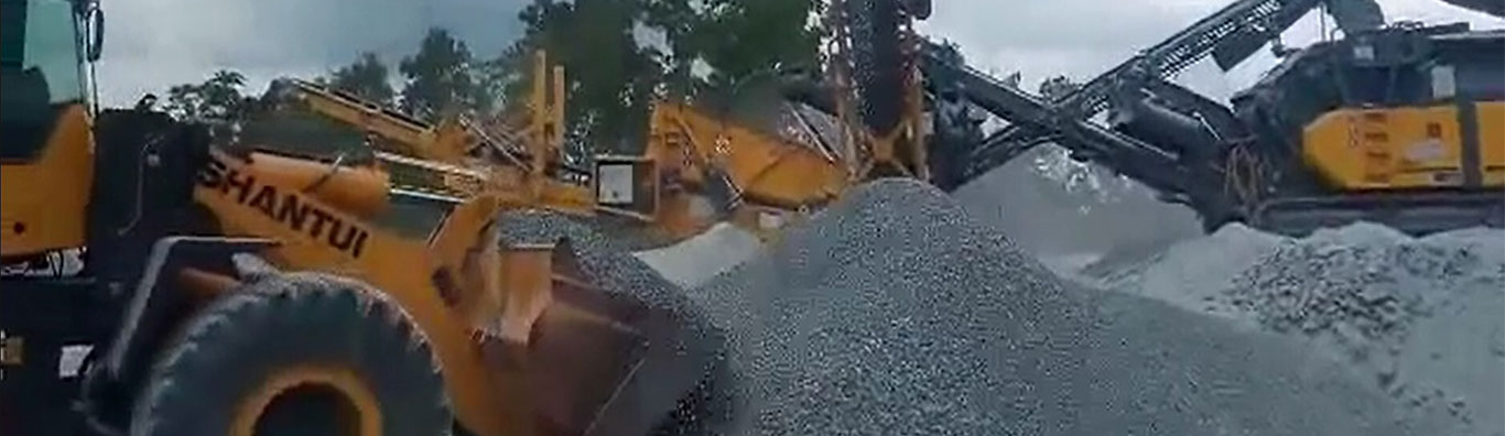 The All-New RM 70GO! 2.0 Mobile Crusher RM CS2500 2D Double Deck Semi-Mobile Screen